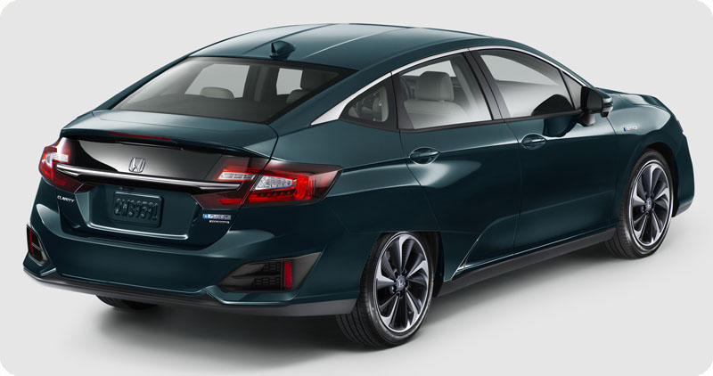 Photo of 2018 Honda Clarity Plug-In Hybrid rear