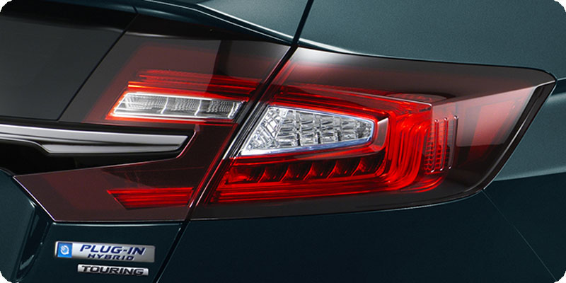 Photo of 2018 Honda Clarity Plug-In Hybrid tail-light