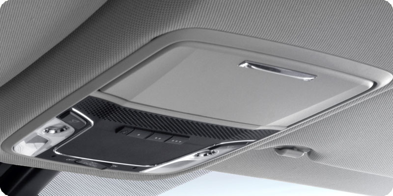 Photo of 2018 Honda Clarity Plug-In Hybrid ceiling controls