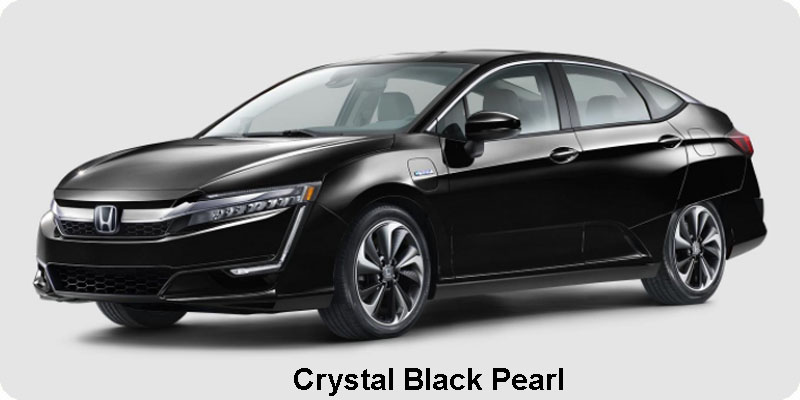 Photo of 2018 Clarity Plug-In Hybrid in Crystal Black Pearl