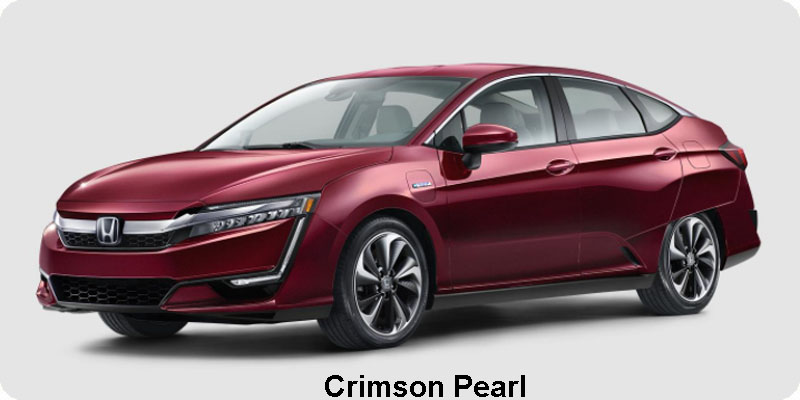 Photo of 2018 Clarity Plug-In Hybrid in Crimson Pearl