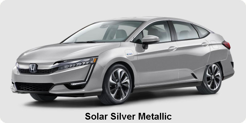 Photo of 2018 Clarity Plug-In Hybrid in Solar Silver Metallic