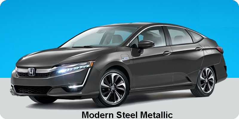 Photo of 2018 Clarity Plug-In Hybrid in Modern Steel Metallic