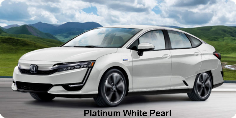 Photo of 2018 Clarity Plug-In Hybrid in Platinum White Pearl