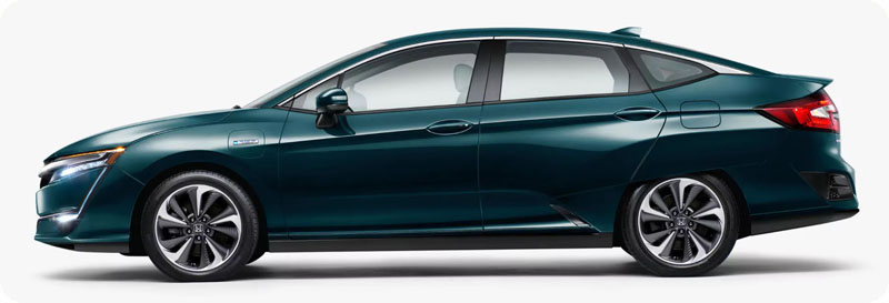 Photo of 2018 Honda Clarity Plug-In Hybrid side view