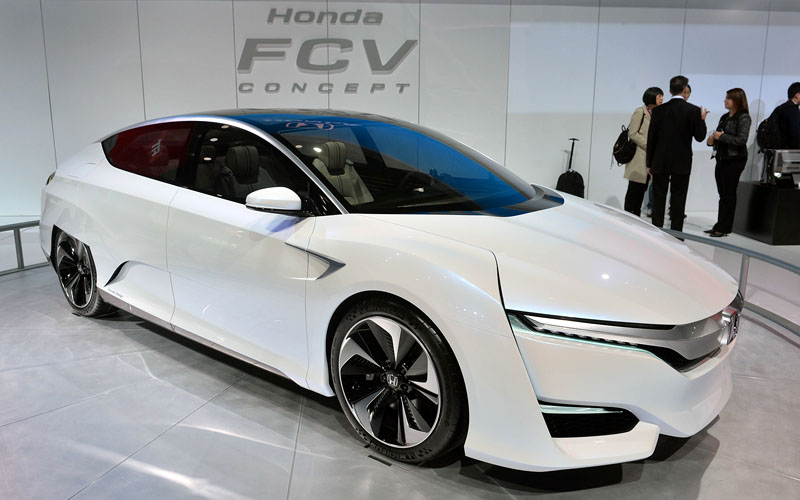 Photo of 2015 Honda FCV Concept