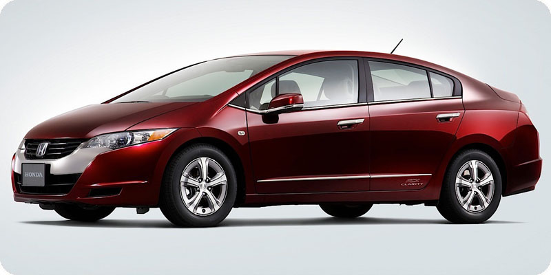 Photo of 2008 Honda FCX Clarity