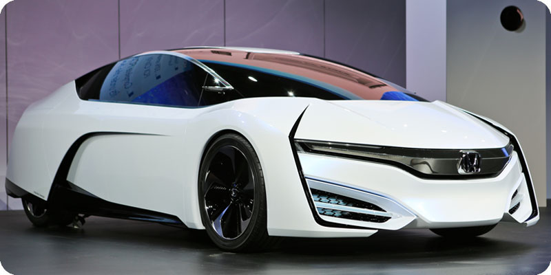Photo of 2013 Honda FCEV Concept Car